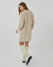 711891-oversized-uzun-triko-elbise-tek-beden